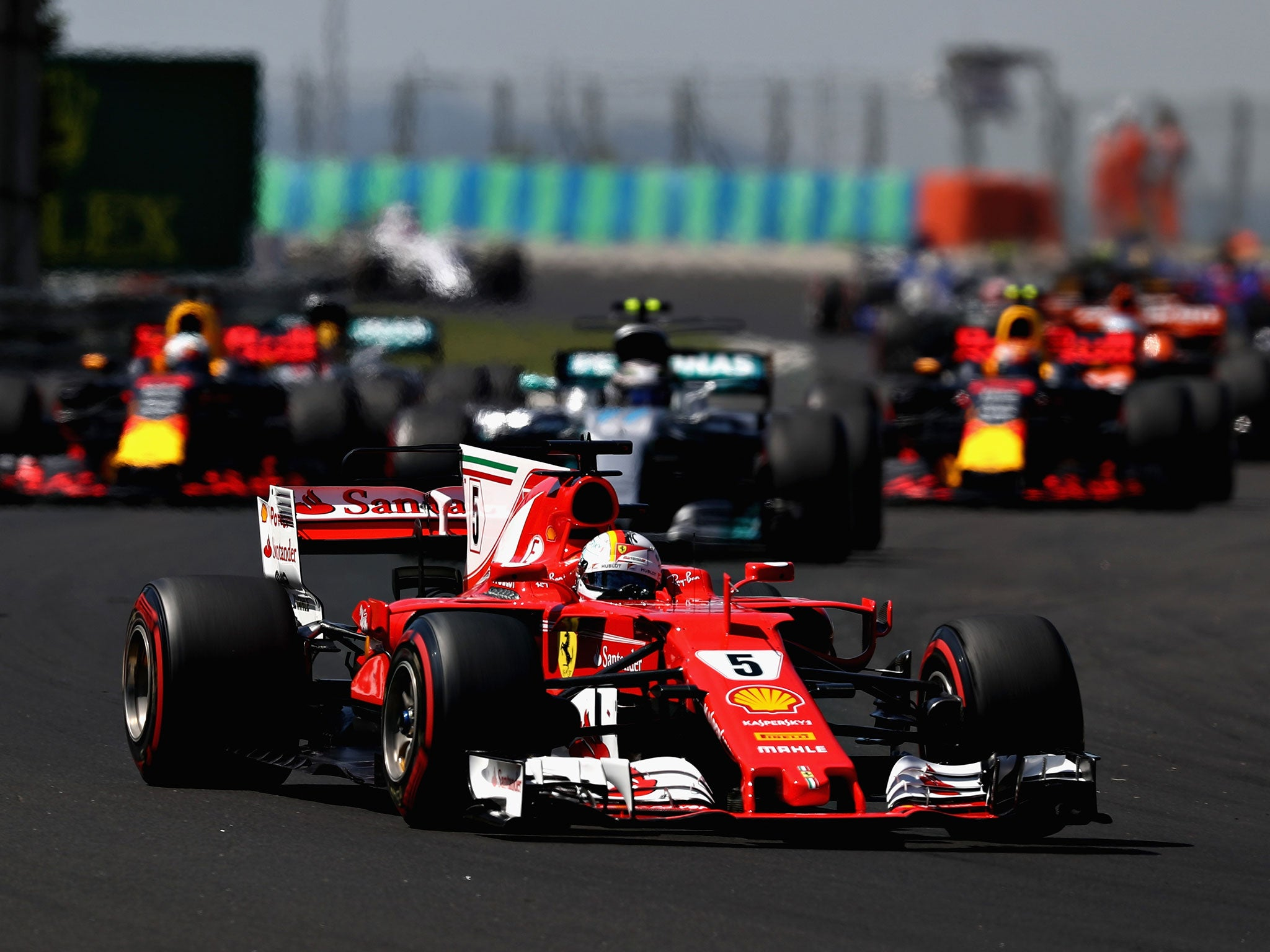 Five things we learned from the hungarian grand prix