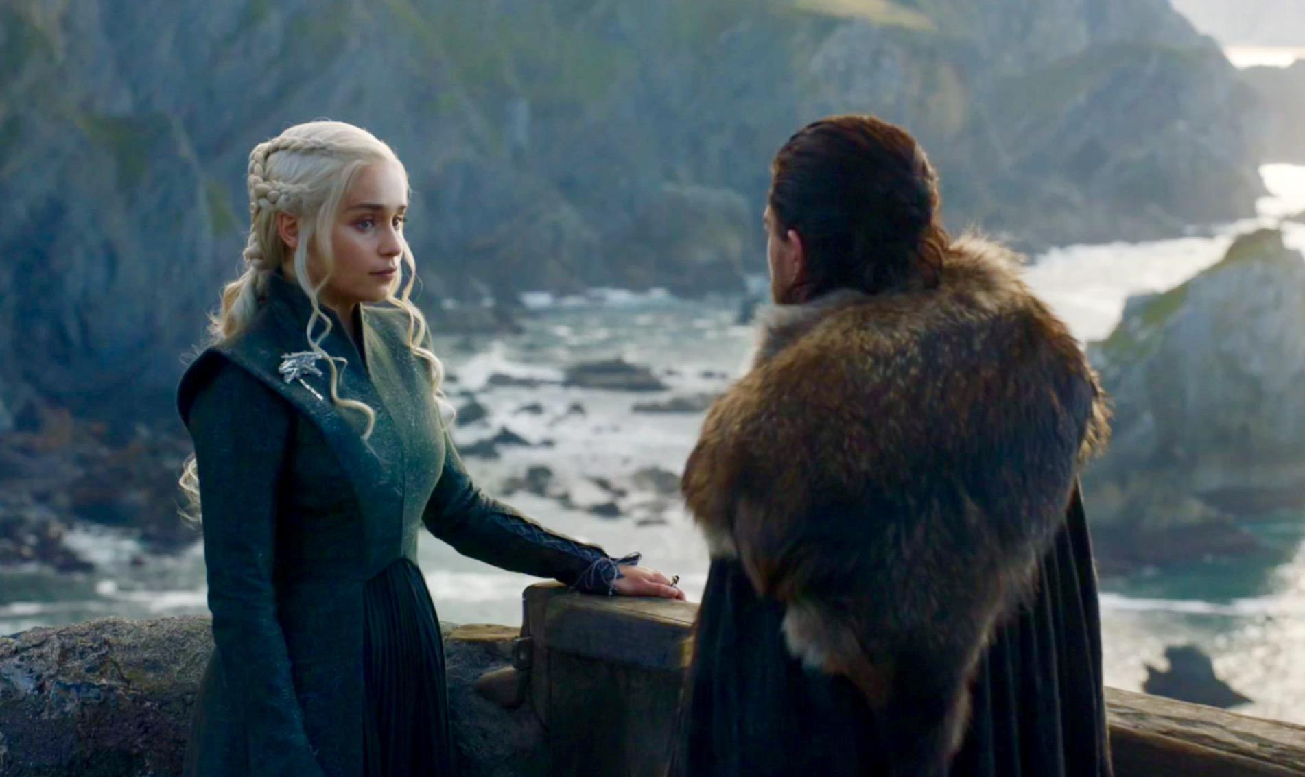 Game of Thrones: Is Jon Snow and Daenerys's relationship