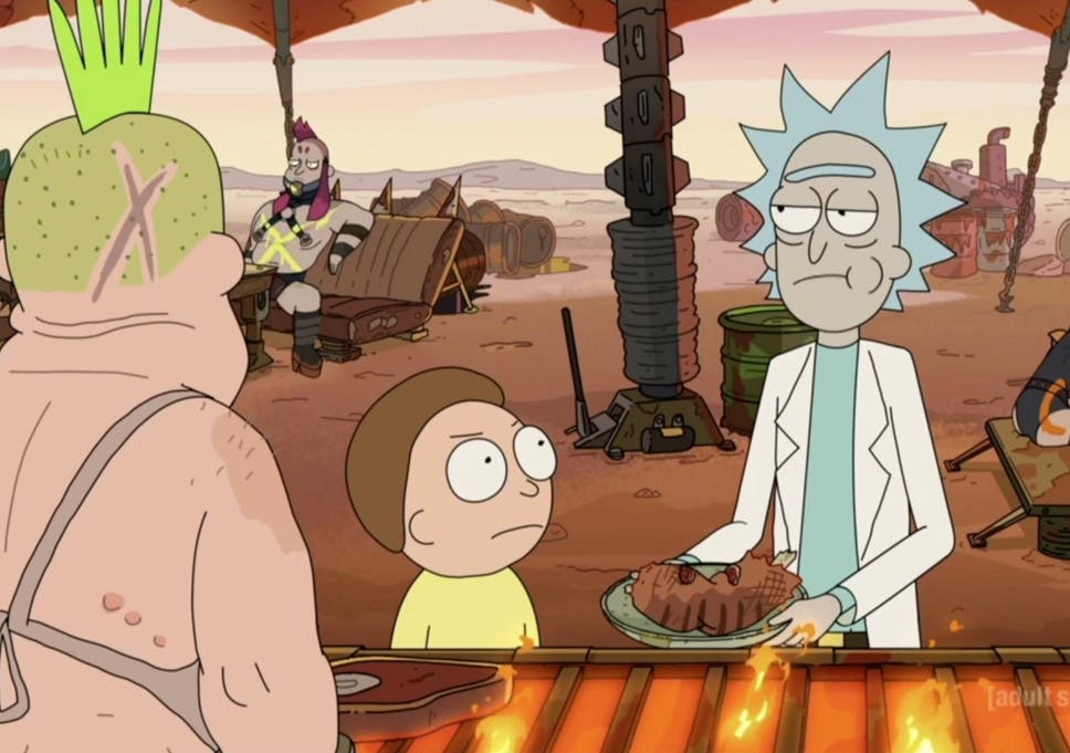 Rick and Morty season 3 episode 2 review: Even on a Mad Max