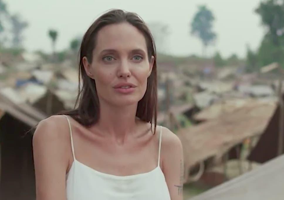 Angelina Jolie Denies Vanity Fair Anecdote That Claimed She