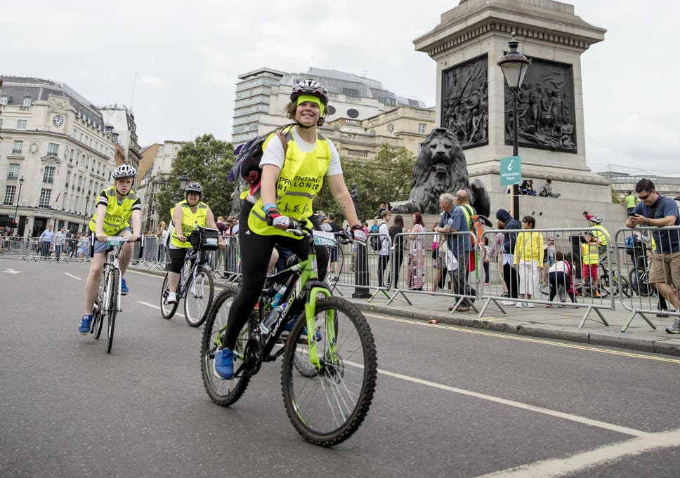 5 years of Prudential RideLondon  27f2f014f