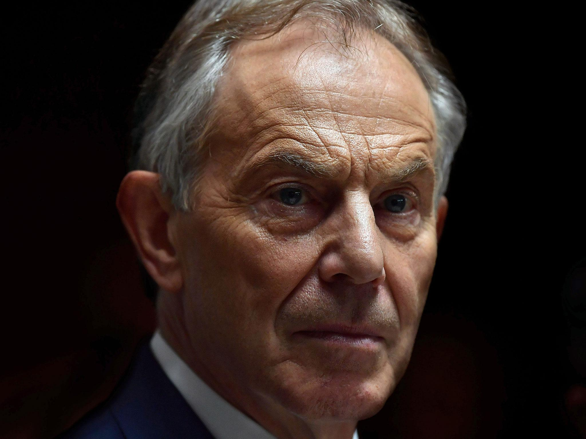 Why was Tony Blair being paid by the UAE while working as Middle East envoy?