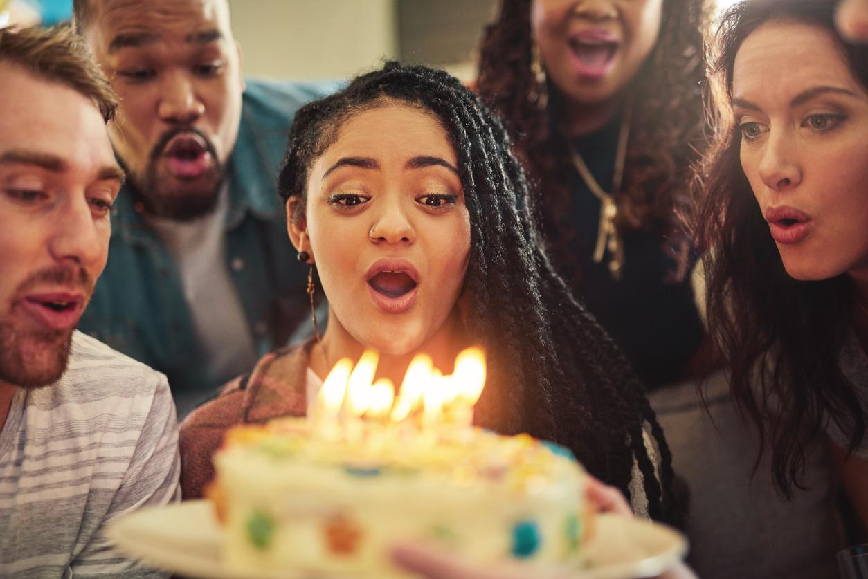 birthday candles promotes pathogenic bacteria