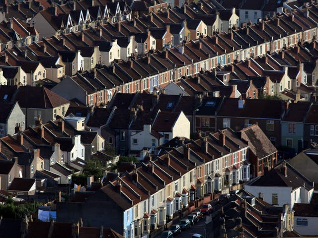 Cost of a home in Britain keeps rising