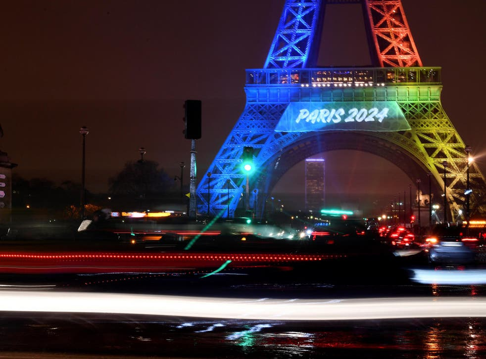 Paris will stage the 2024 Olympic Games
