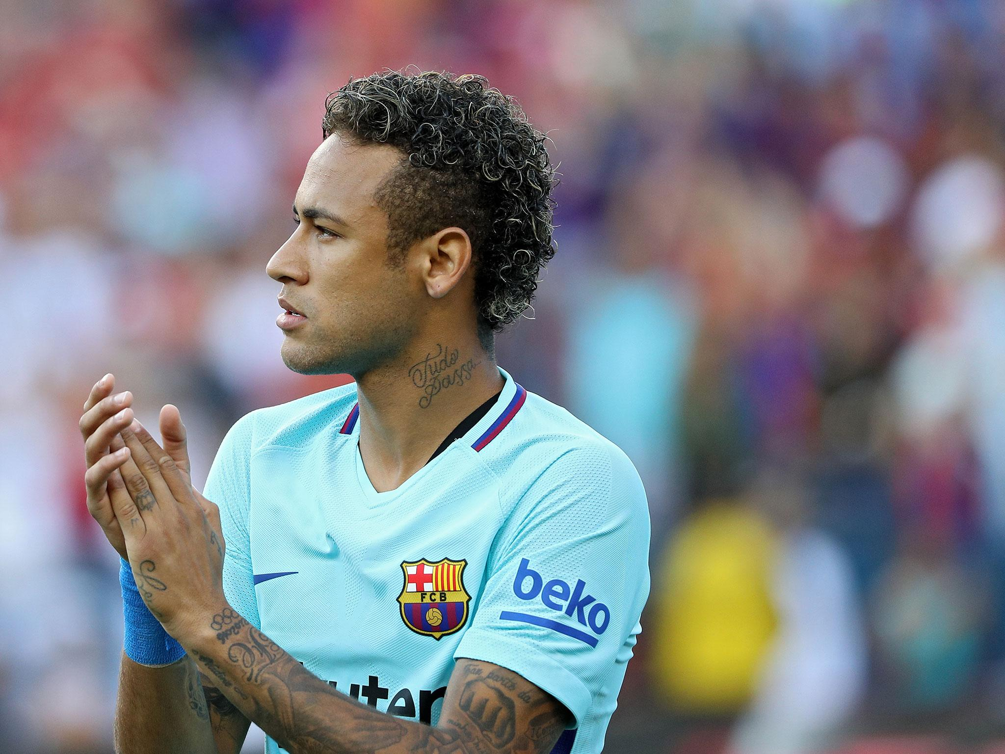 Barcelona confirm they have received £200m payment from PSG for
