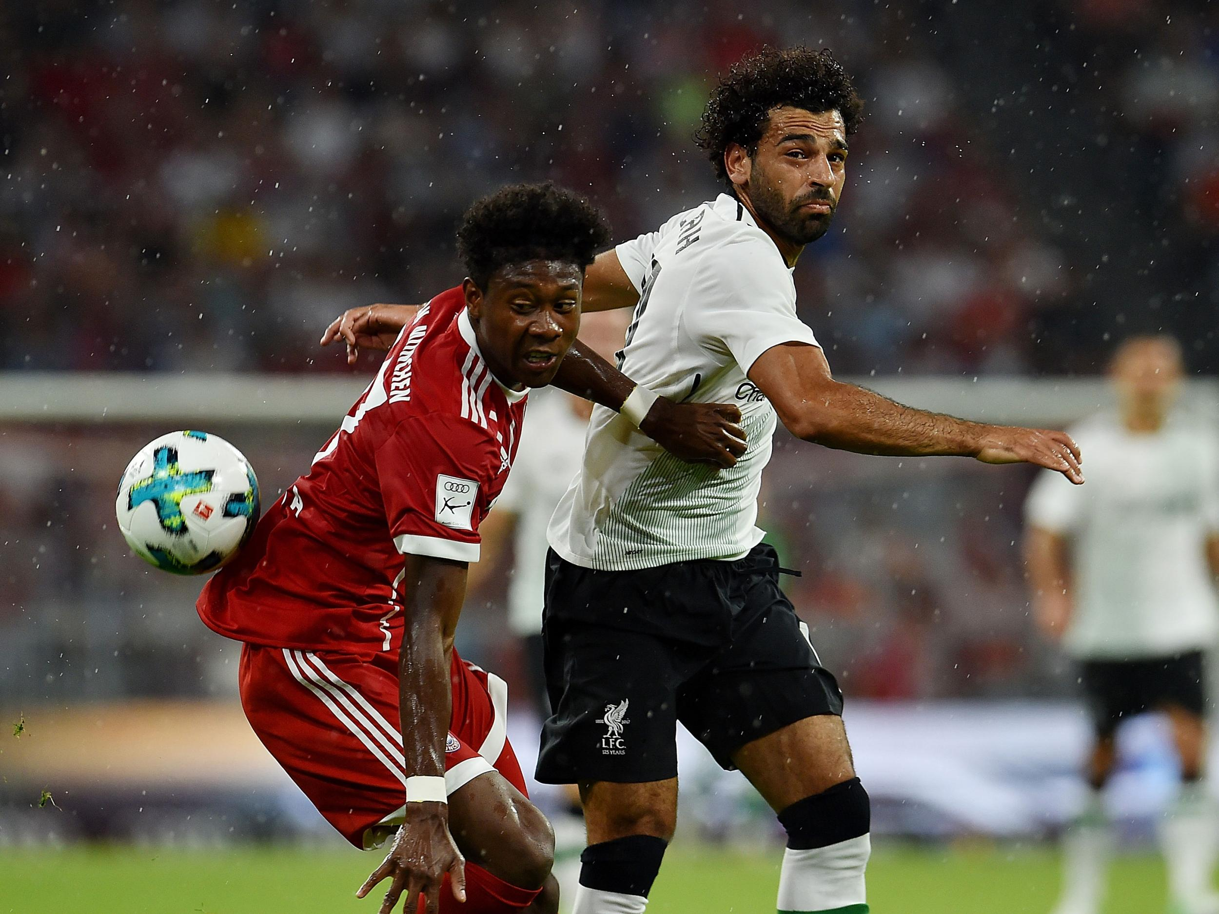 Jurgen Klopp hails important new signing Mohamed Salah after