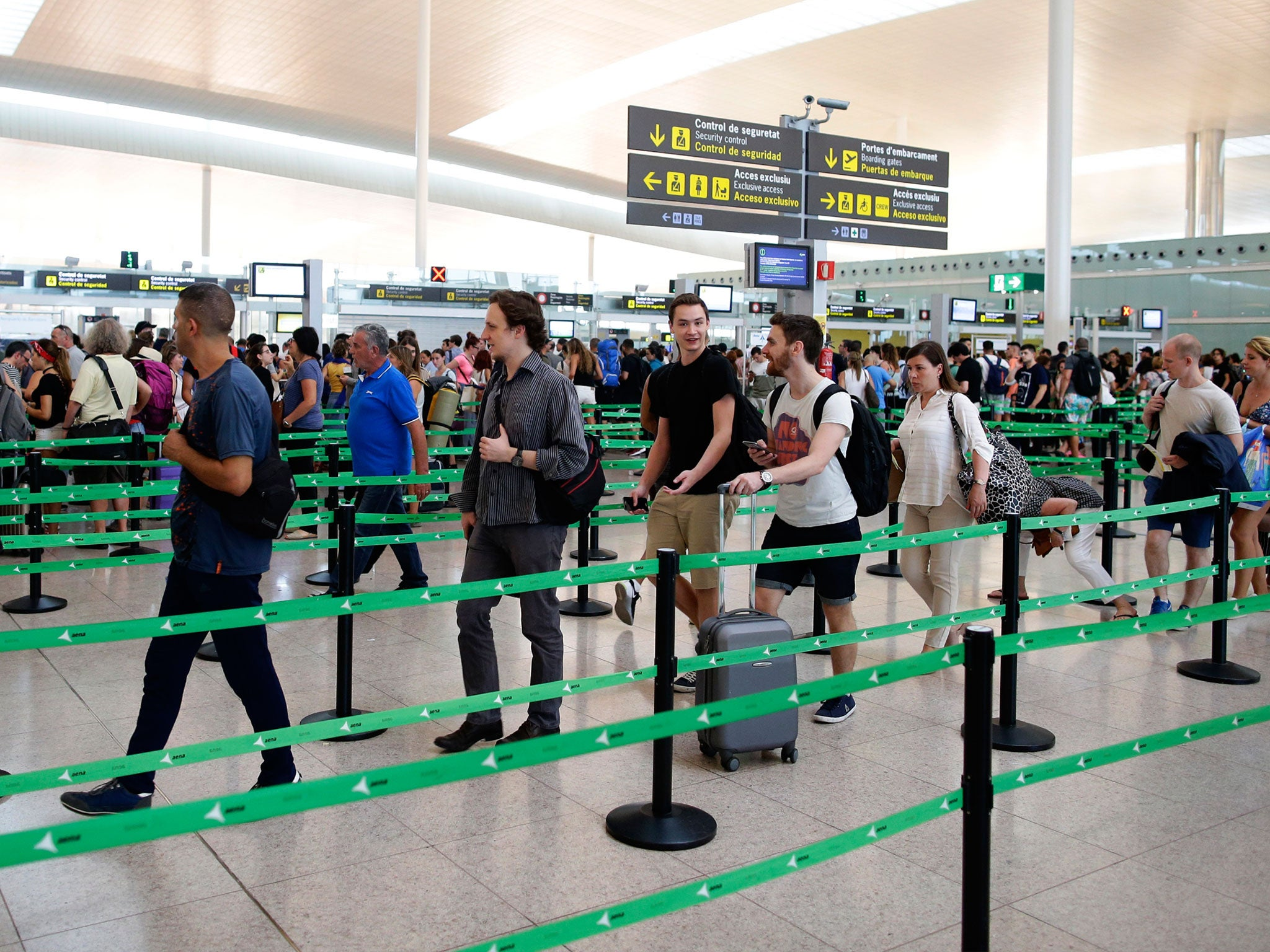 British travellers will be exempt from tough new EU frontier rules, says top Tory MP