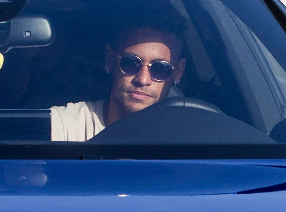 Brazilian forward Neymar is being sold by Barcelona for £198m to Paris St-Germain