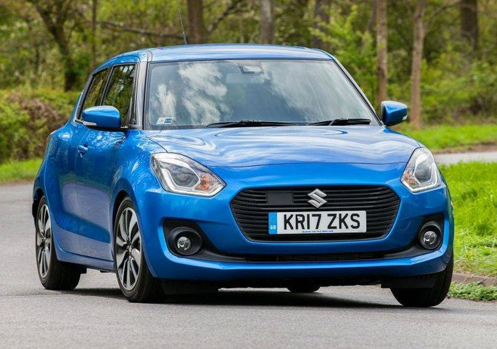 Car review: Suzuki Swift 1 0 SZ5 Boosterjet | The Independent