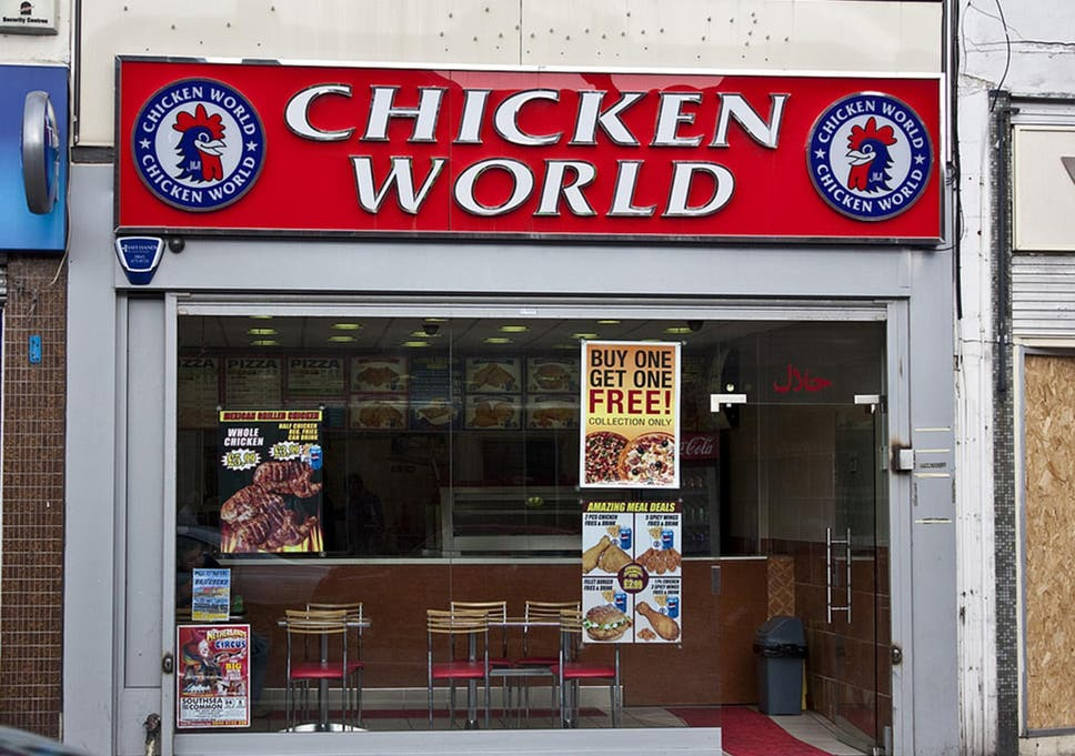 Why Chicken Shops Might Soon Be All Thats Left Of The Great