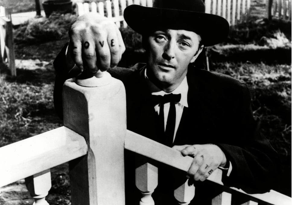 The Night Of The Hunter  Starring Robert Mitchum Was Directed By Charles