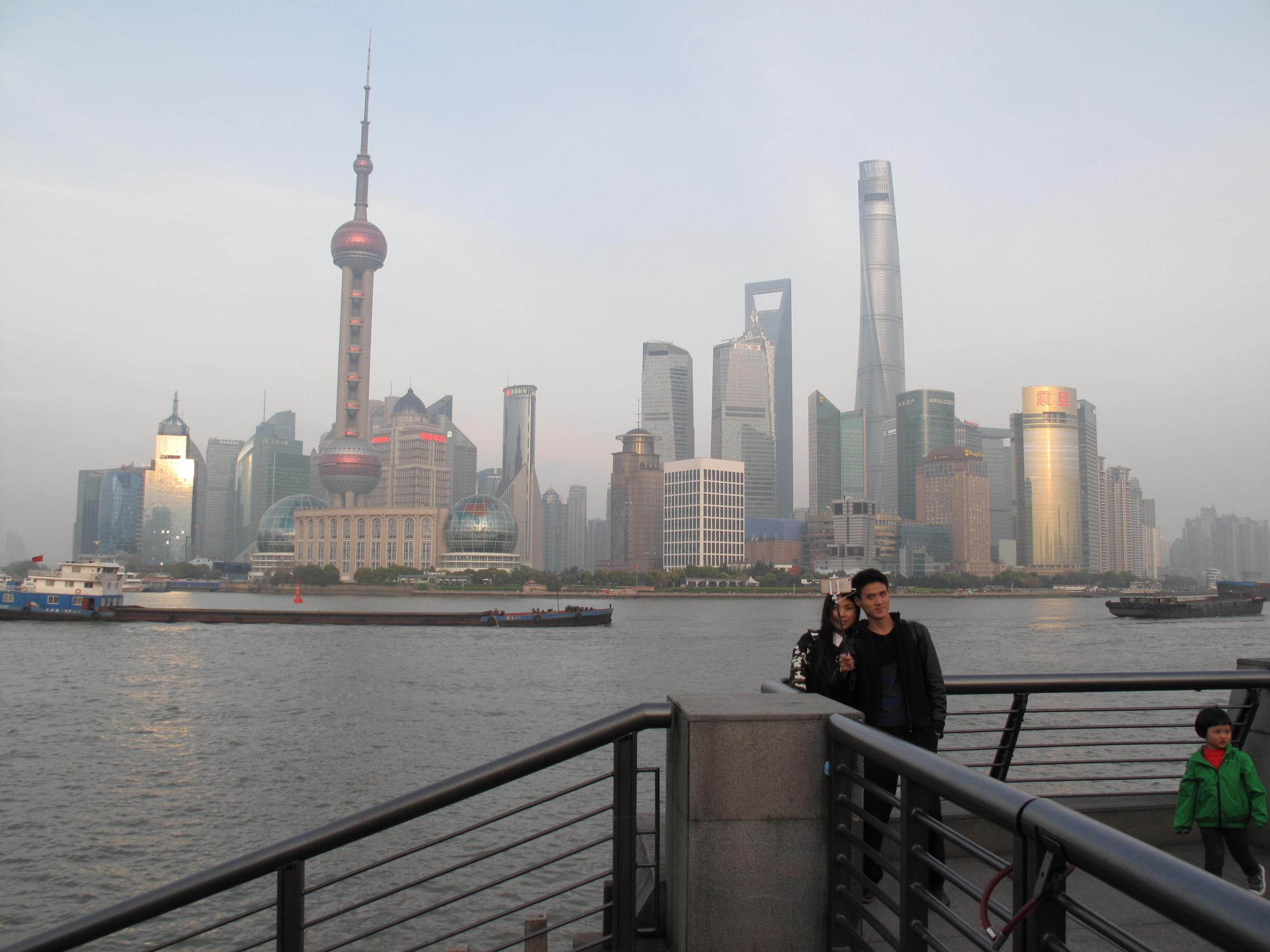 Online Dating in Shanghai China