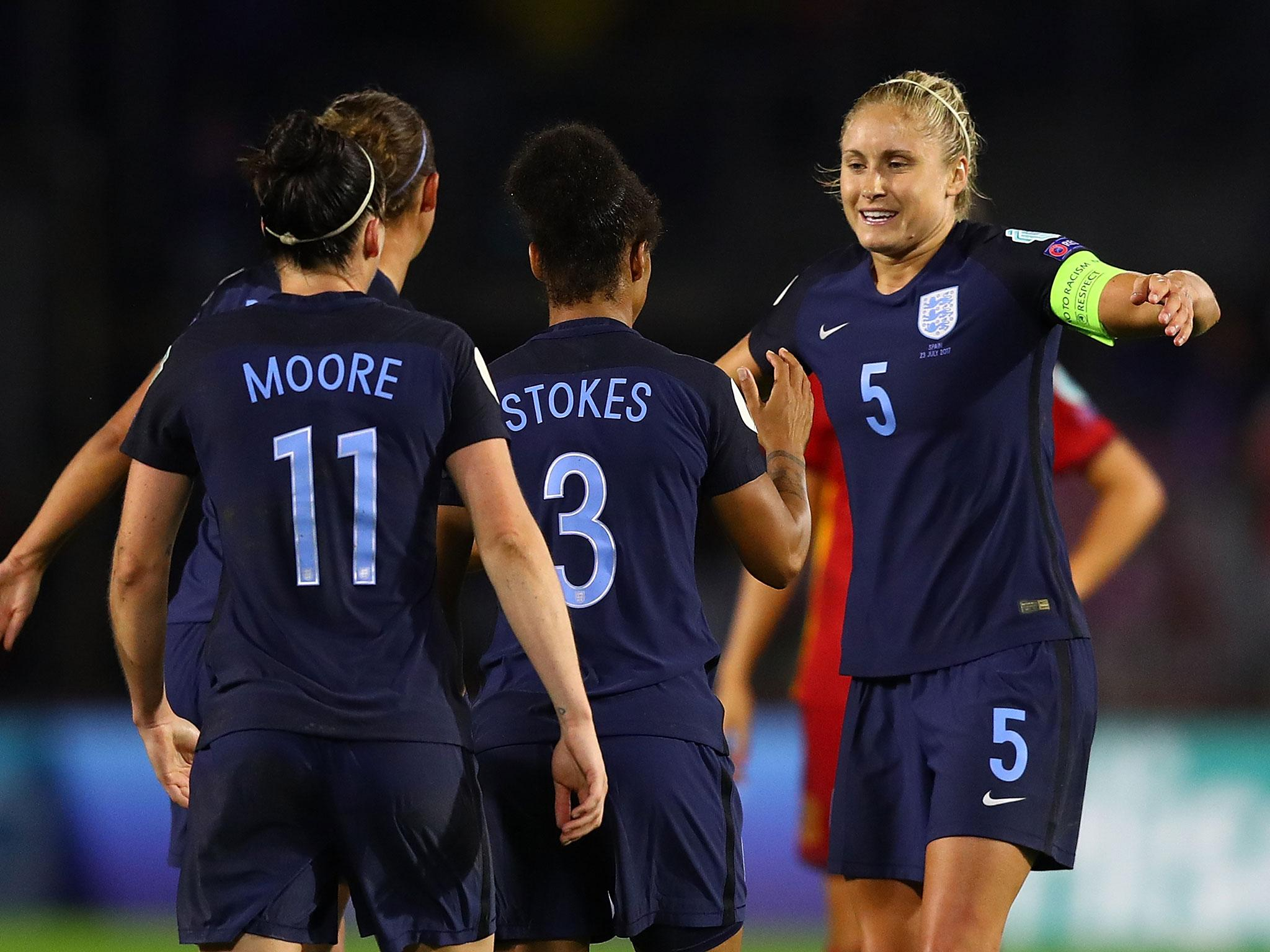 England 'full of confidence' ahead of semi-final against the Netherlands, insists captain Steph Houghton