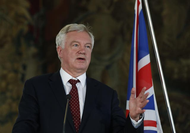 David Davis once said 'If a democracy cannot change its mind it ceases to be a democracy'