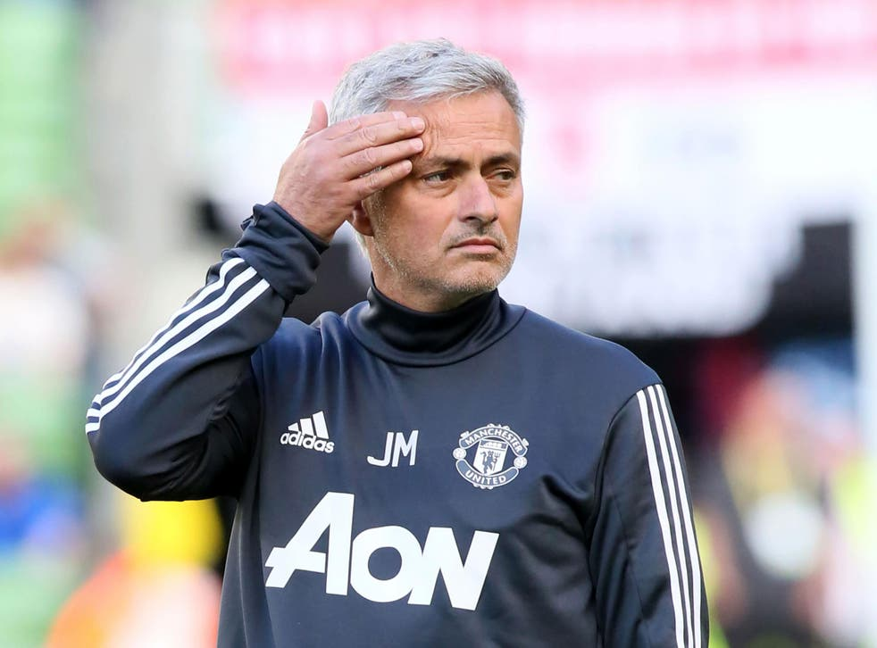 Jose Mourinho hoped for four high-profile signings at the start of the summer