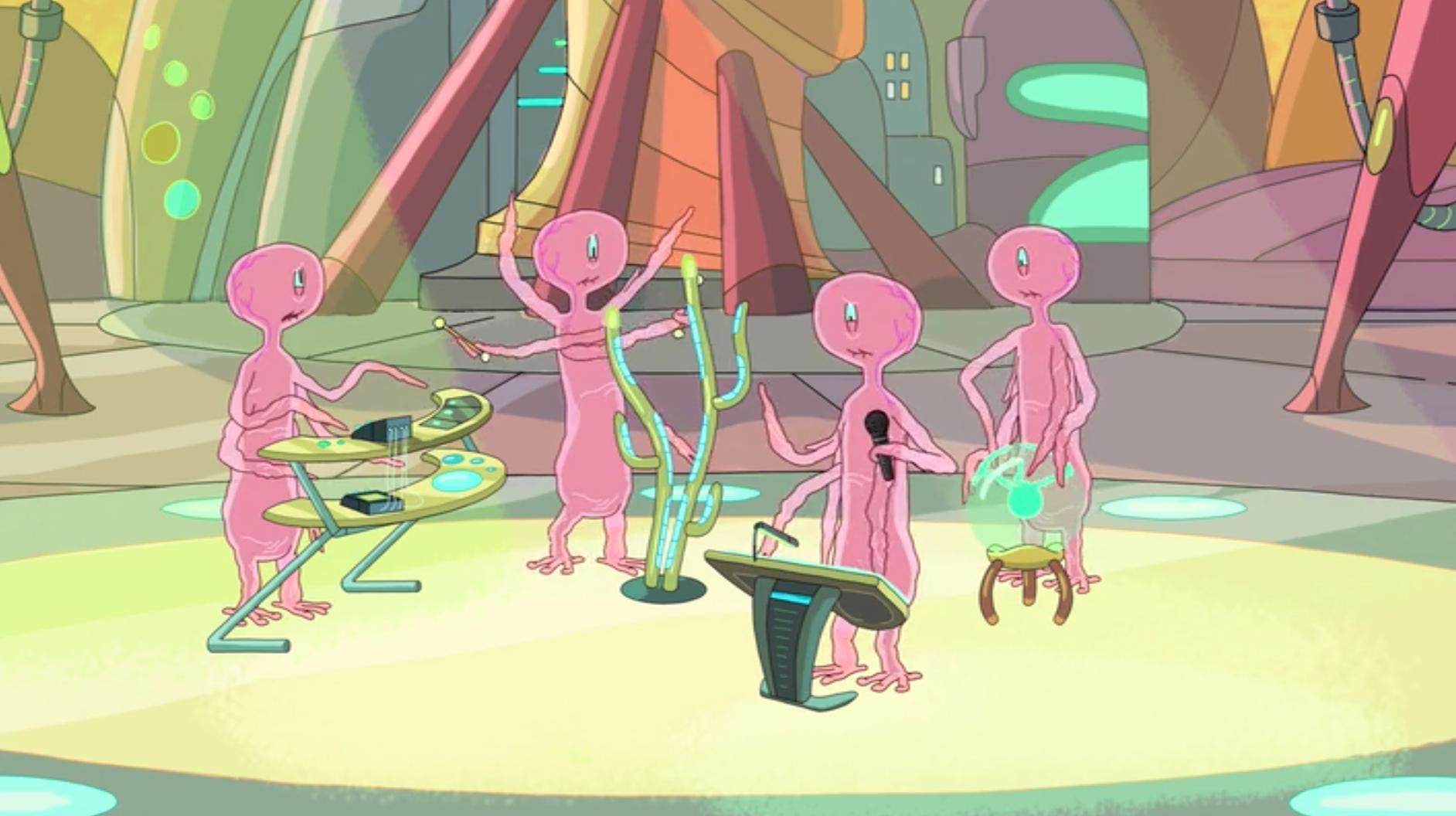 Rick and Morty season 3: Meet the musician writing the