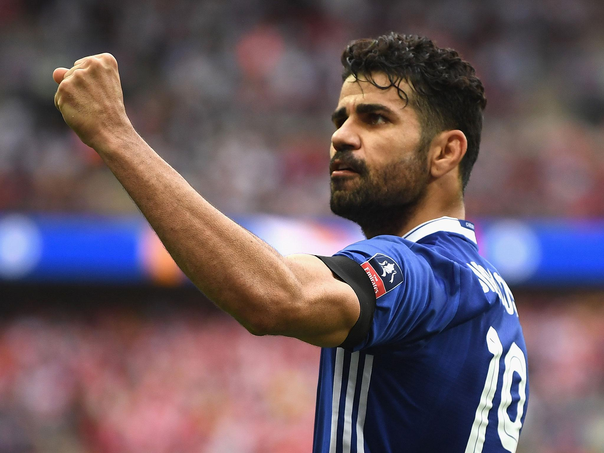 Chelsea want Diego Costa to end exile and make himself available