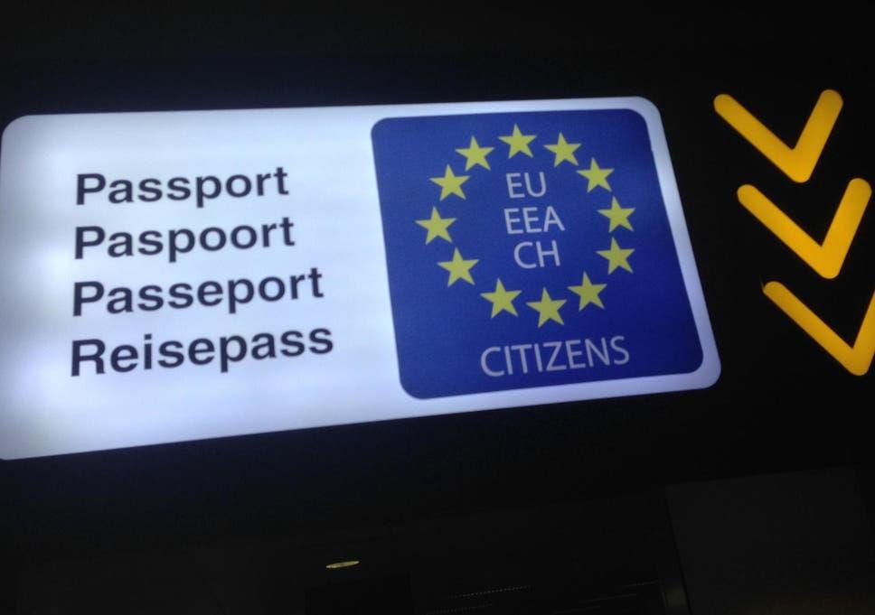 Schengen Europes Border Guards Should Be Well Balanced Friendly