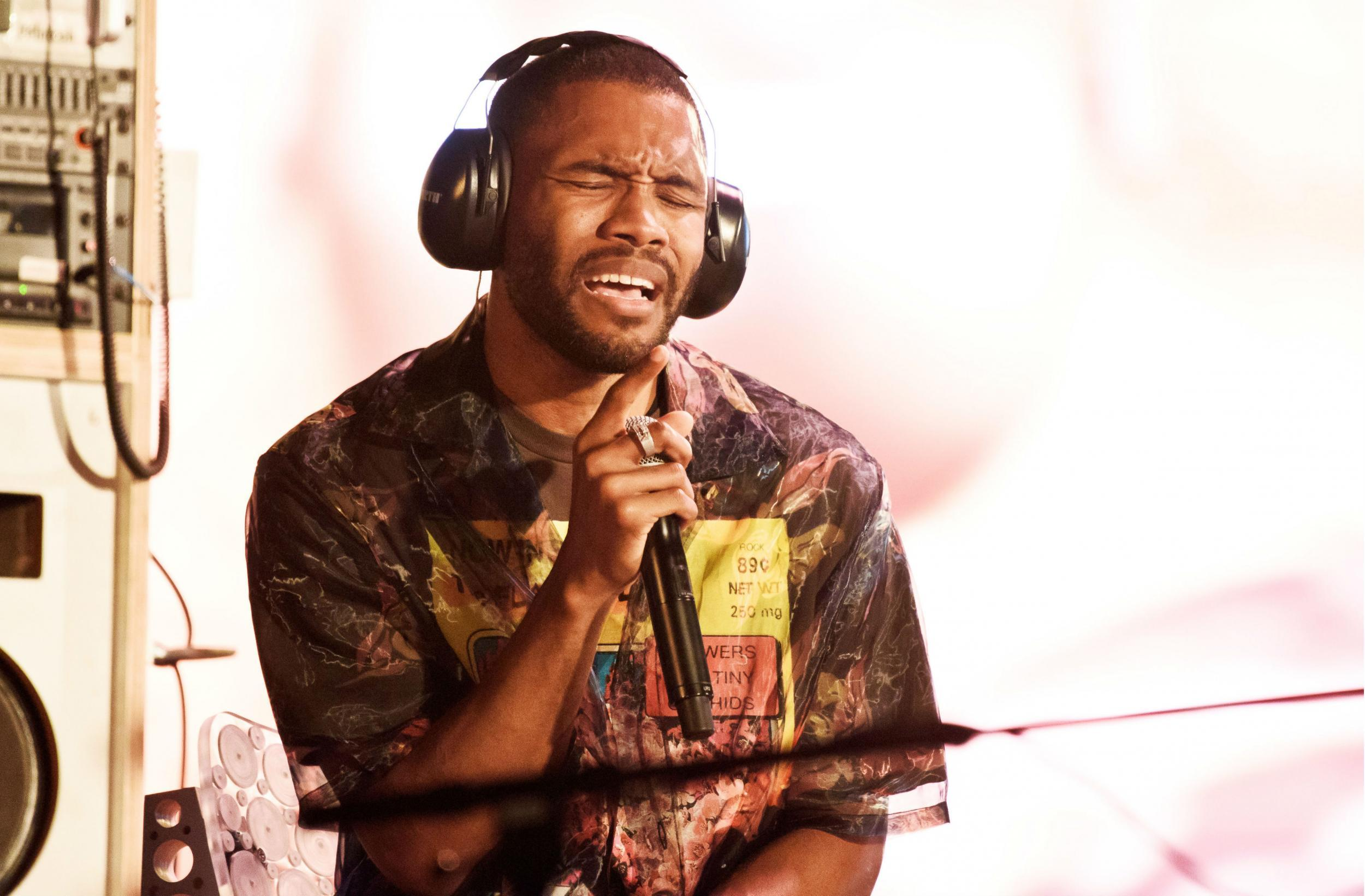 Lovebox 2017: Frank Ocean and Solange dazzle with their ...