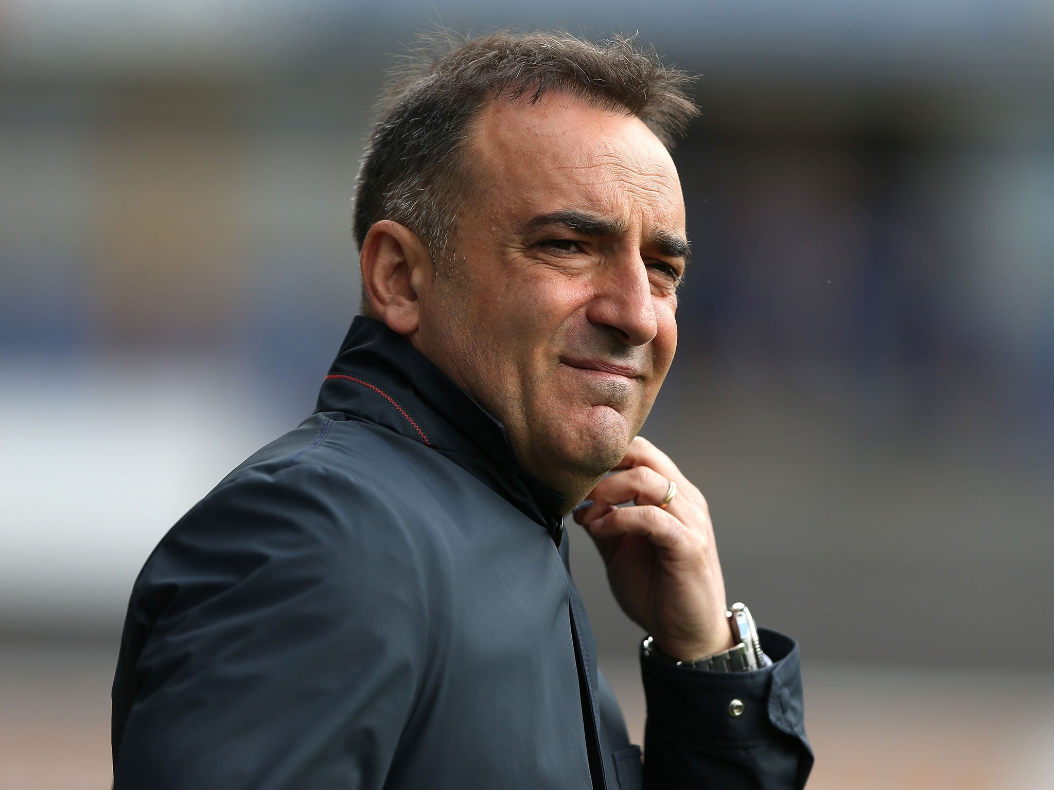 Swansea closing in on former Sheffield Wednesday boss Carlos Carvalhal