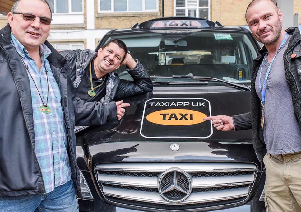 Taxi in london app