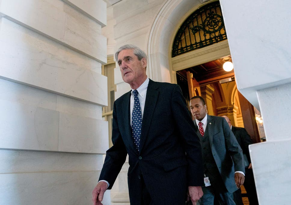 Robert Mueller and team gave up million-dollar jobs to work