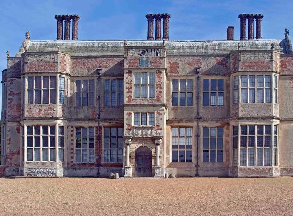 Robert Wyndham Ketton-Cremer was the last lord of Felbrigg Hall in Norfolk