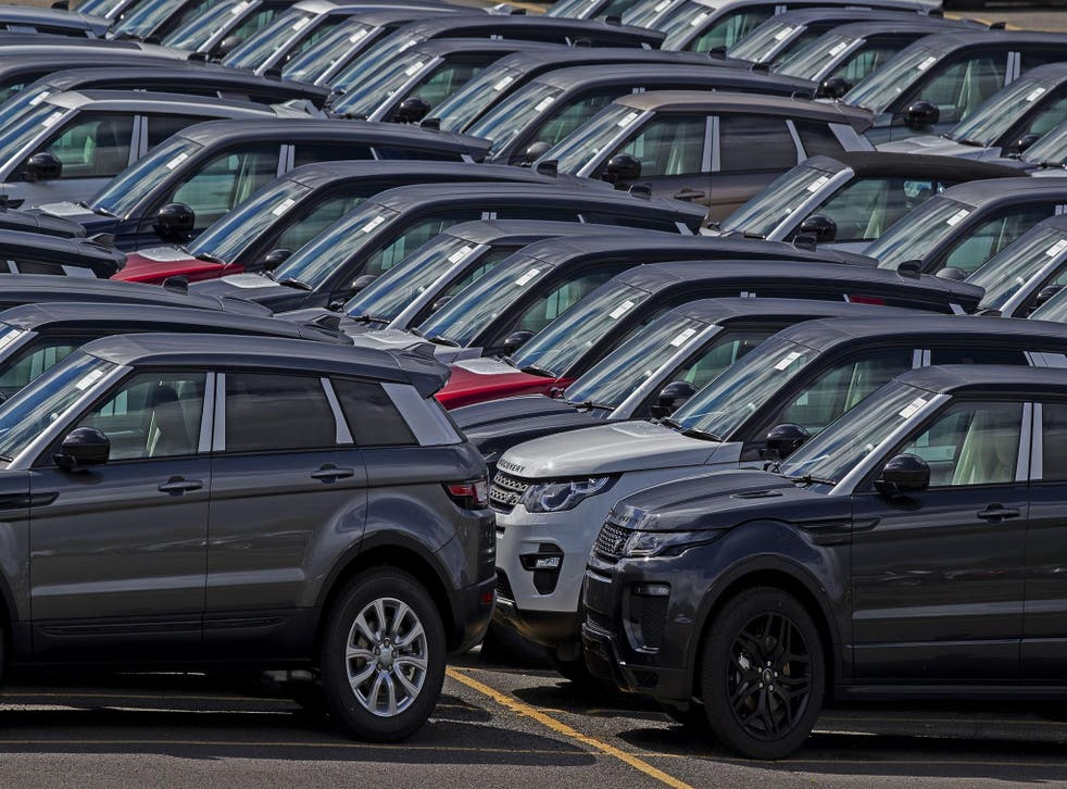 The Bank of England this week highlighted poor private new car sales in 2017