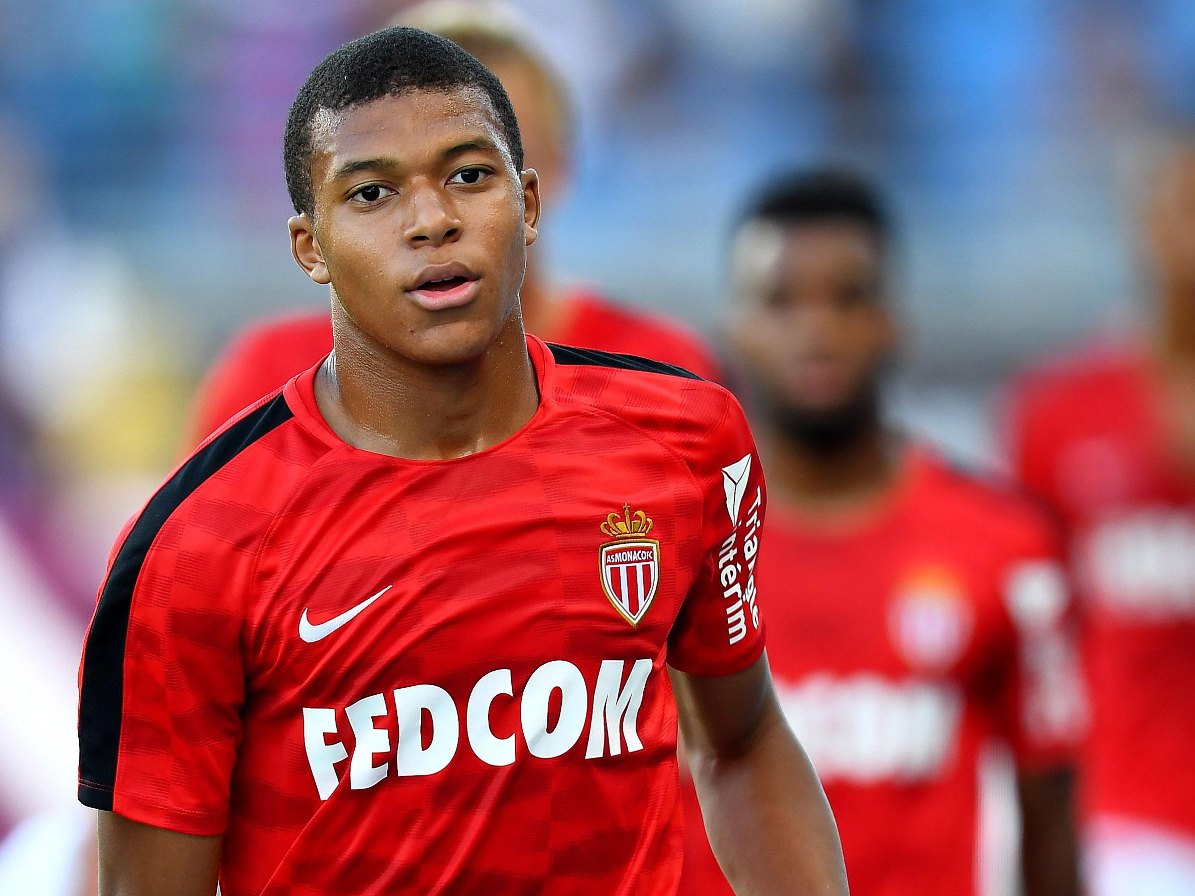 kylian mbappe - photo #29