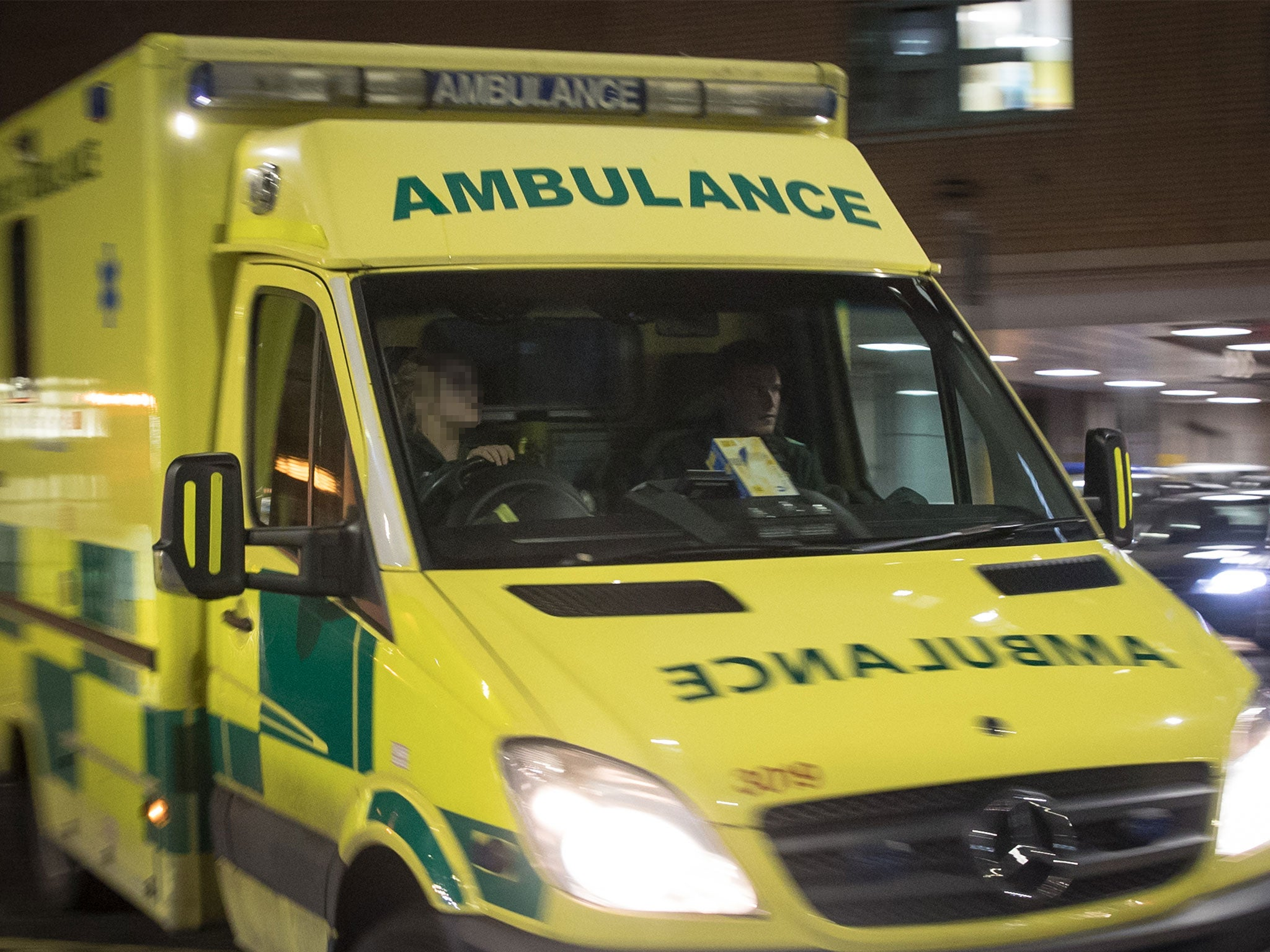 NHS spending on private ambulances rises by a fifth in two