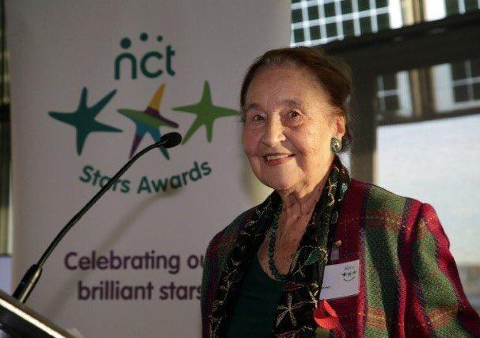 Prunella Briance, founder of the National Childbirth Trust | The