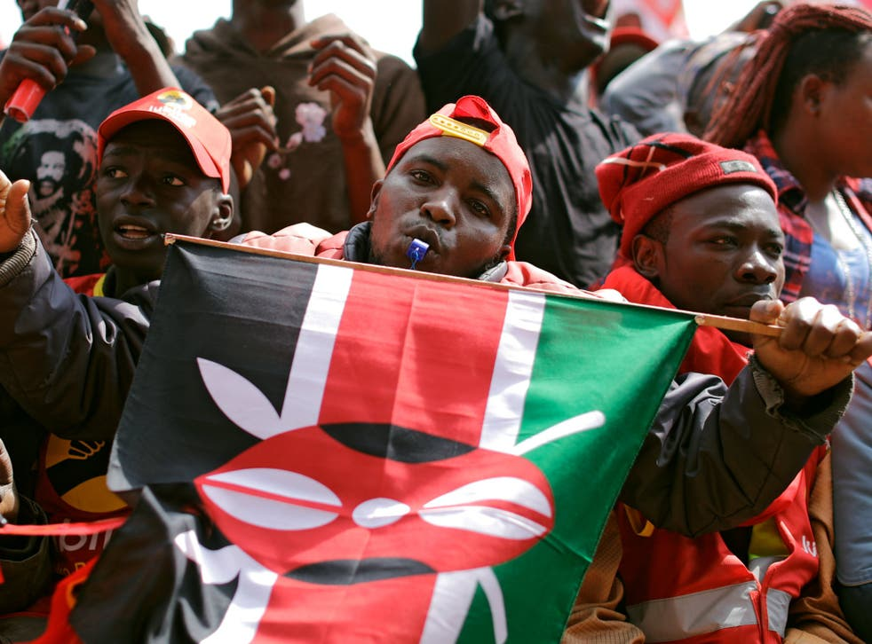 Kenya goes to the polls to vote in a tight presidential election on 8 August