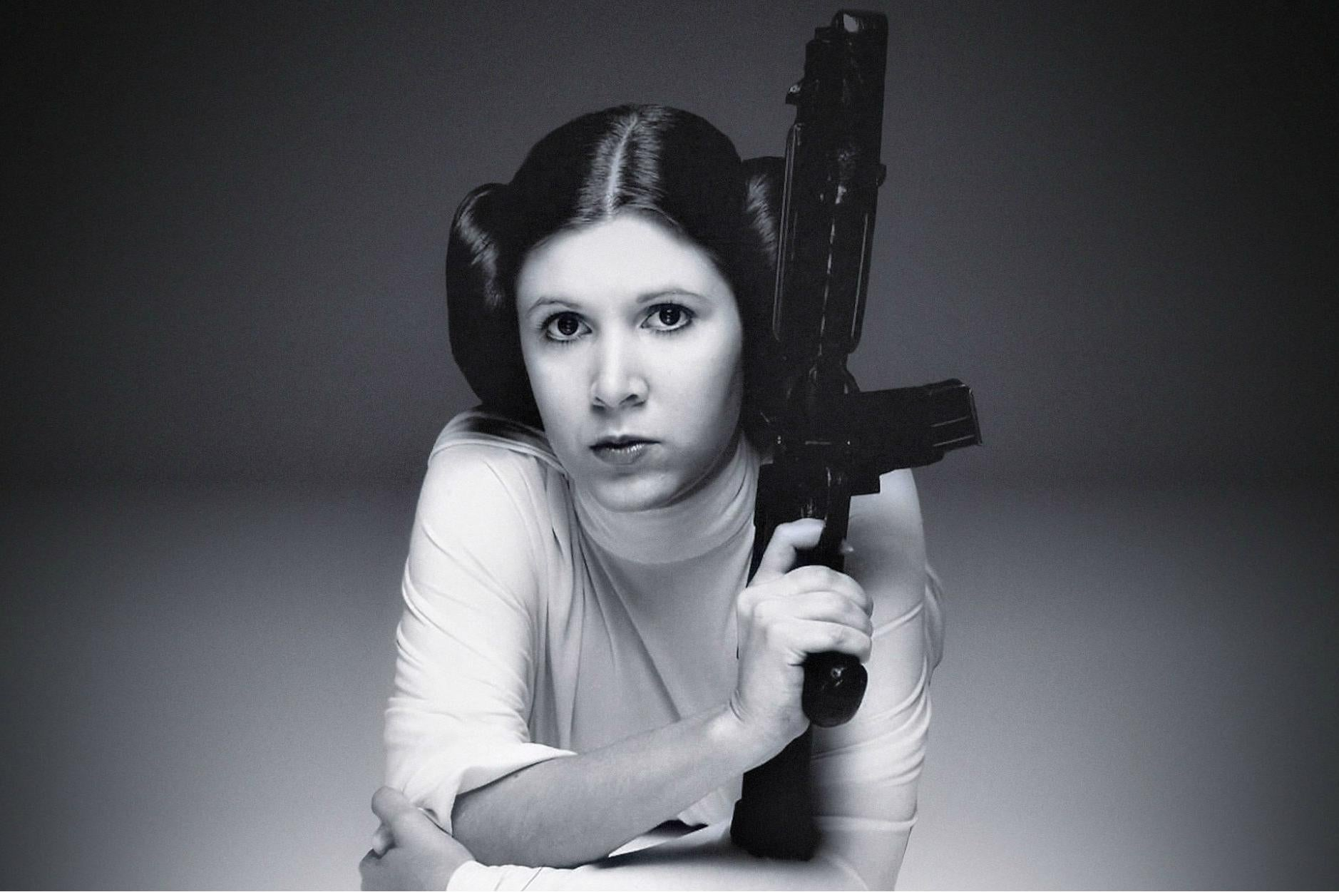 Star Wars It Turns Out Princess Leia Got A Phd At 19 The