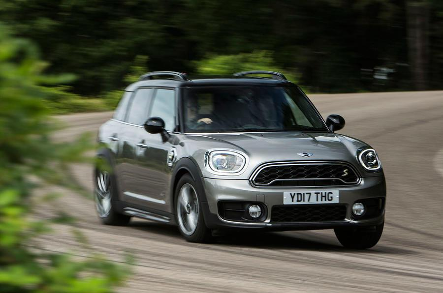 Latest Mini Is A Hybrid 4x4 Countryman The Independent