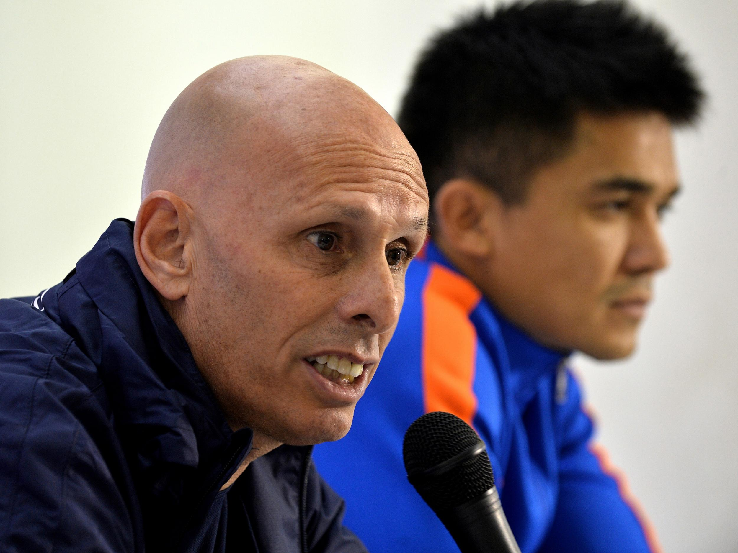 India's England-born coach Stephen Constantine on his struggle for recognition in his homeland