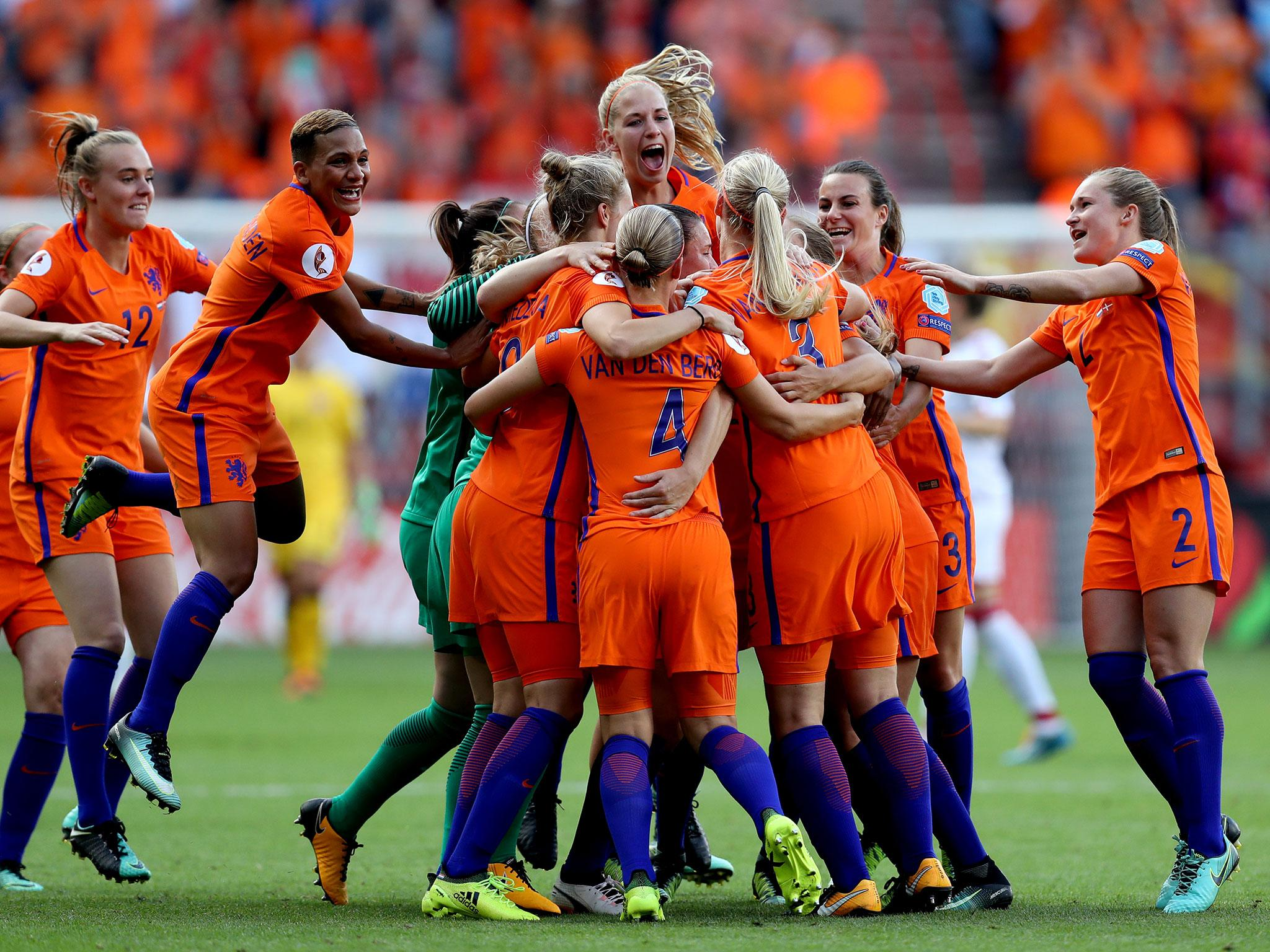 Netherlands claim victory in thrilling Euro 2017 final after overcoming Denmark on home soil