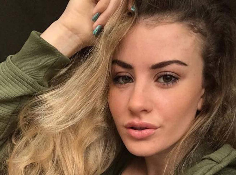 Chloe Ayling, 20, was attacked by two men as she attended an arranged photo shoot in Italy
