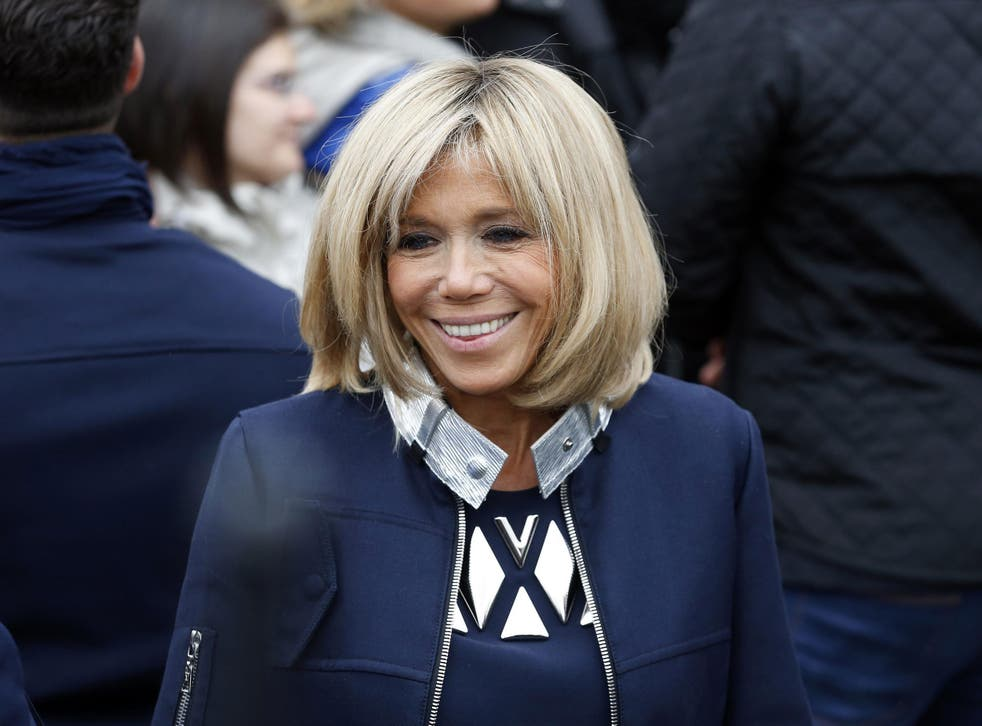 Brigitte Macron could be the strong female voice French politics has been missing
