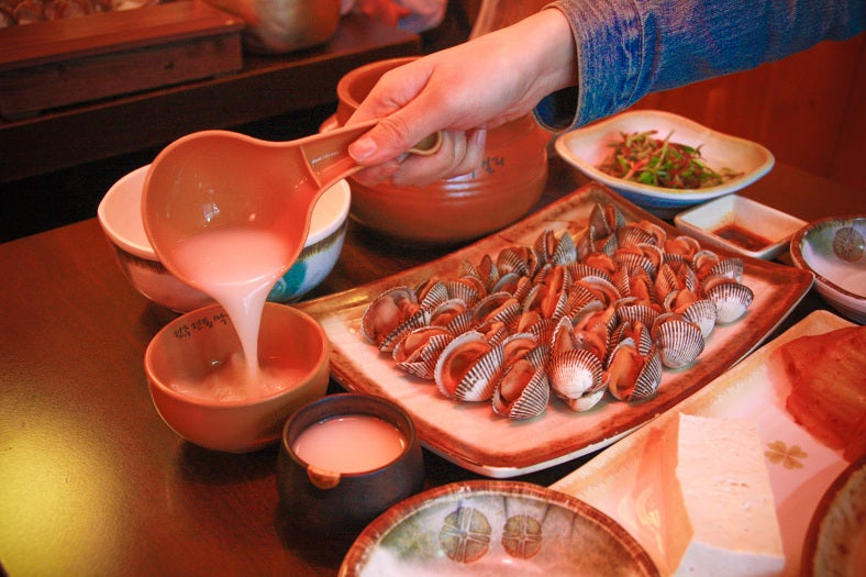 Makgeolli in Seoul: Why this speciality liquor is only at its best in the South Korean capital | The Independentindependent_brand_ident_LOGOUntitled