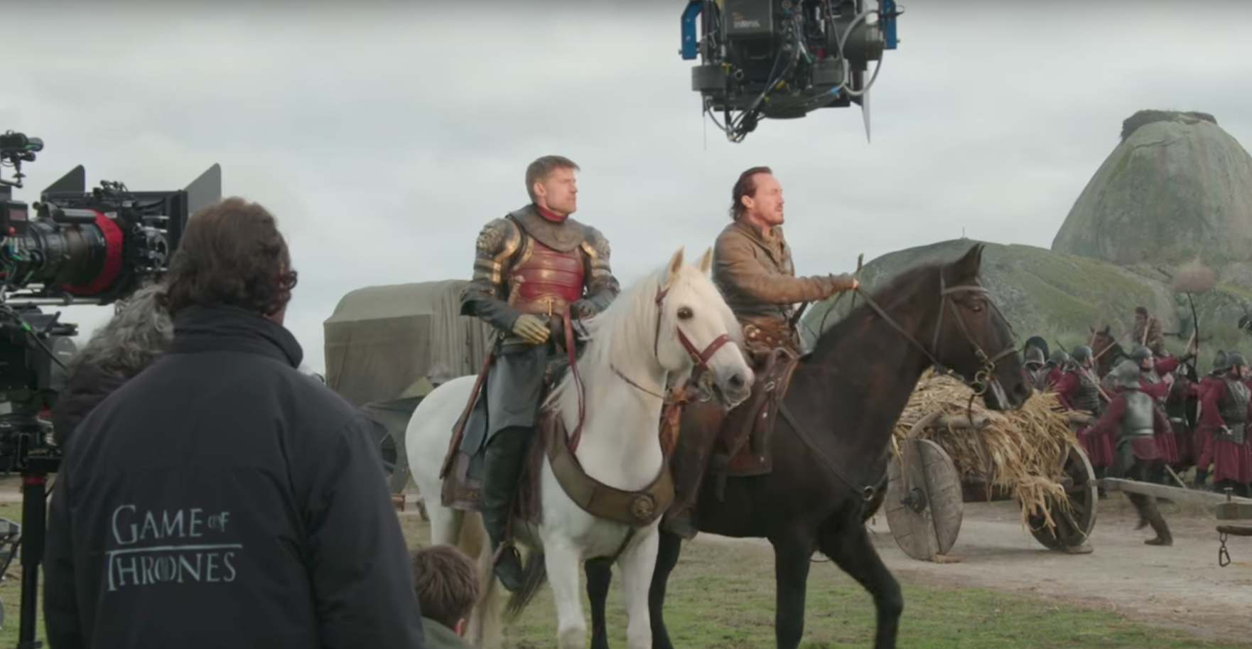 Game of Thrones season 7 episode 4: How they created that incredible battle  scene in 'The Spoils of War' | The Independent