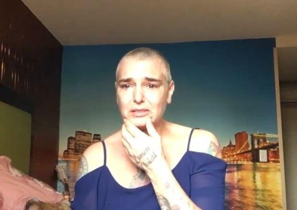 Sinead o connor sex tape