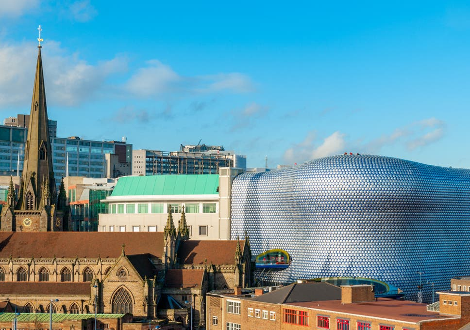 b0b7ad902076 Birmingham city guide  How to spend a weekend in the UK s second city