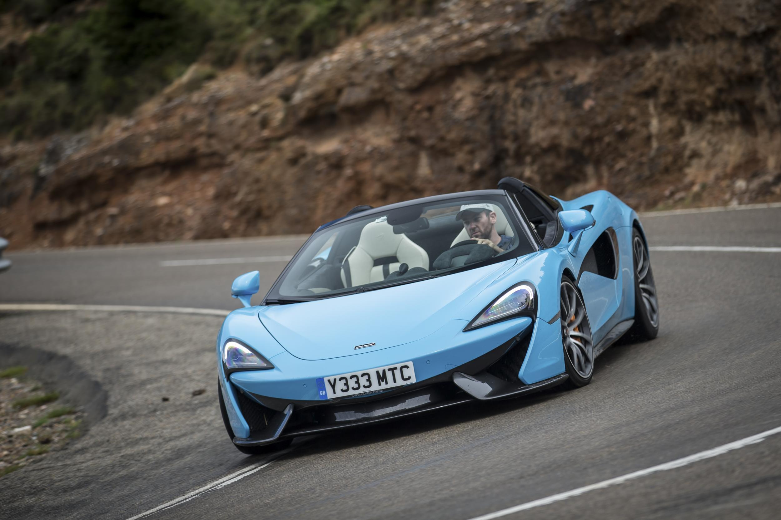 mclaren 570s latest news breaking stories and comment the