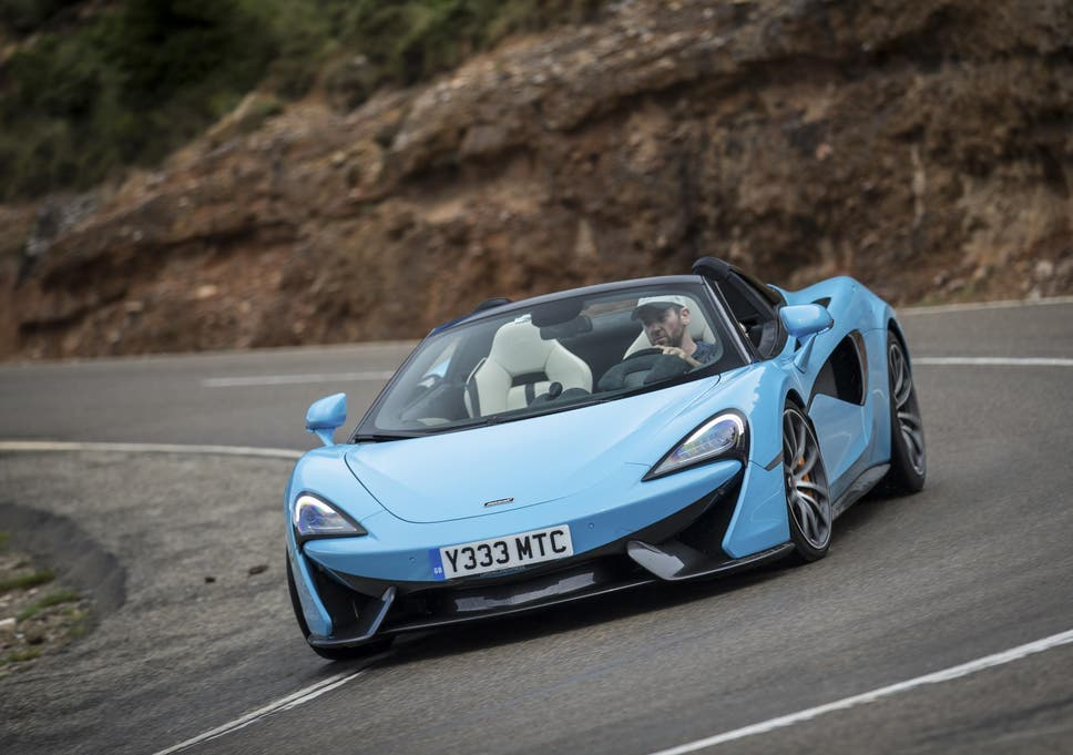 8 reasons to save up and buy mclaren's most affordable convertible