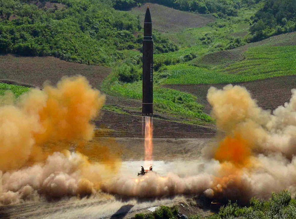 North Korea has carried out a number of missile tests in recent months