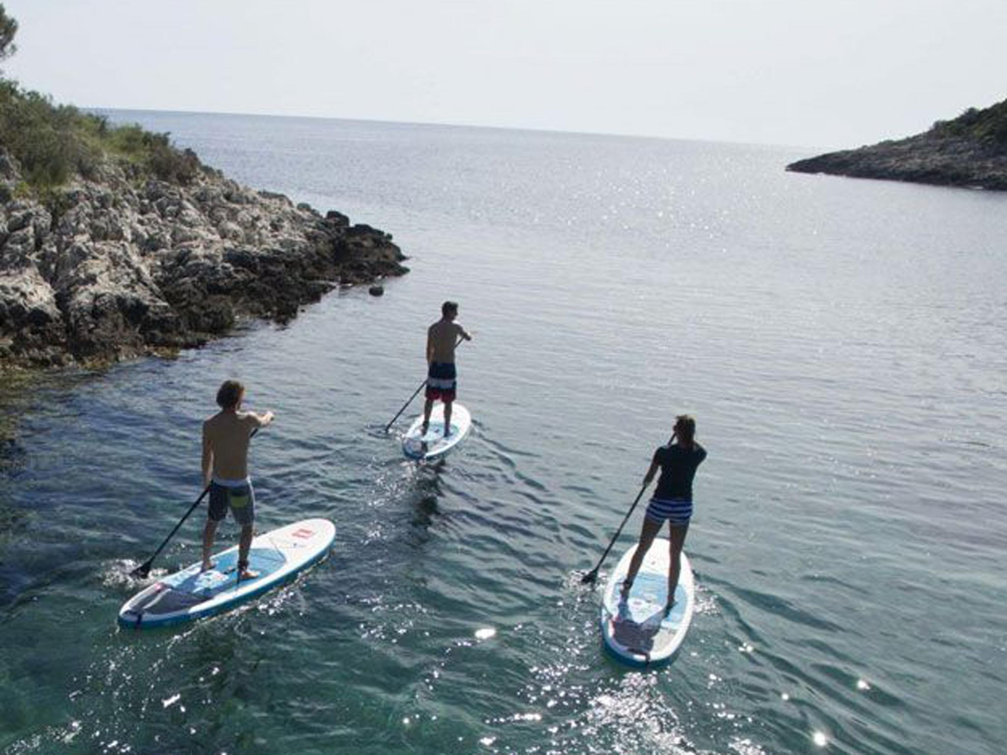 8 Best Stand Up Paddle Boards The Independent