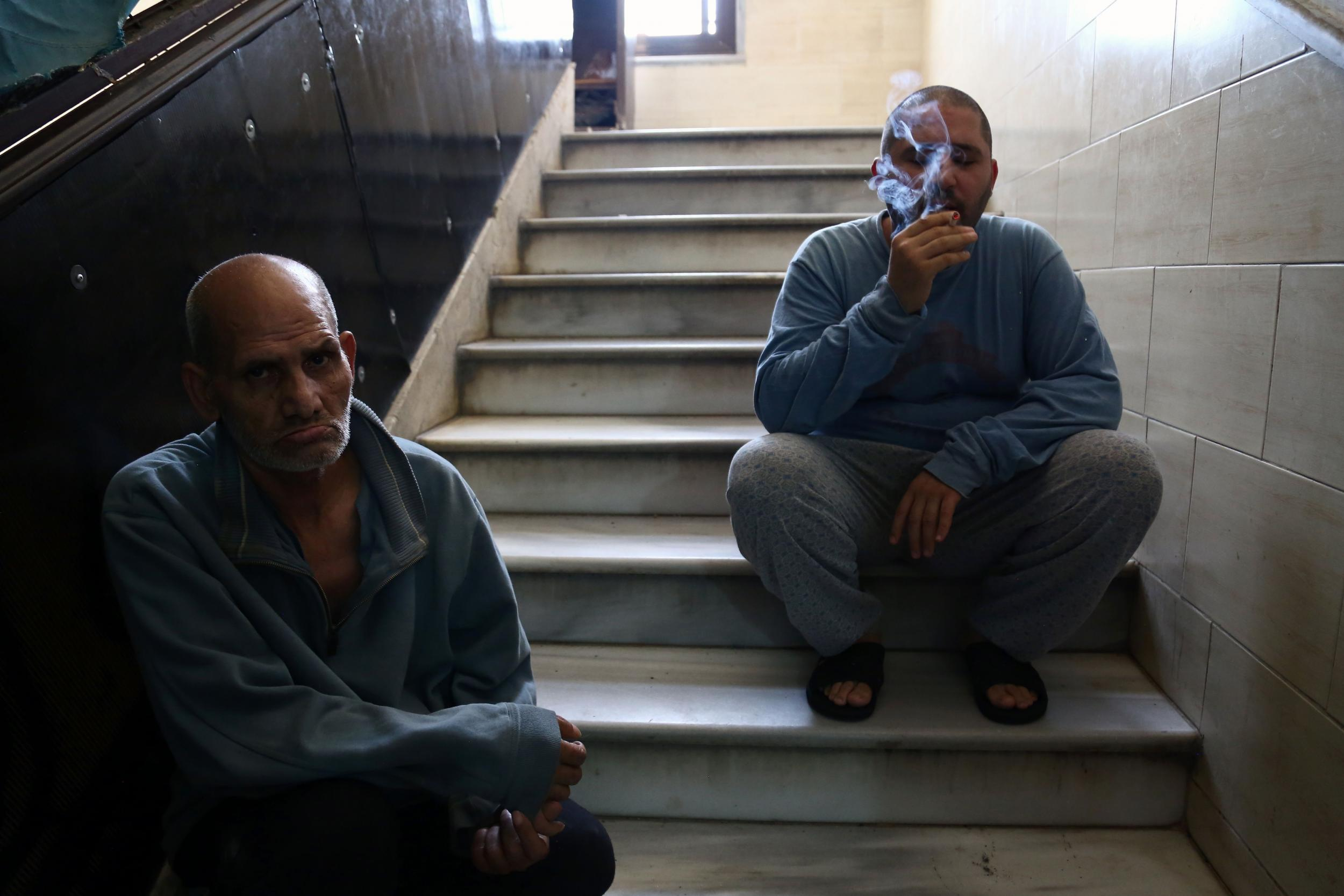 Middle East: Ten times more people are dying from murder ...