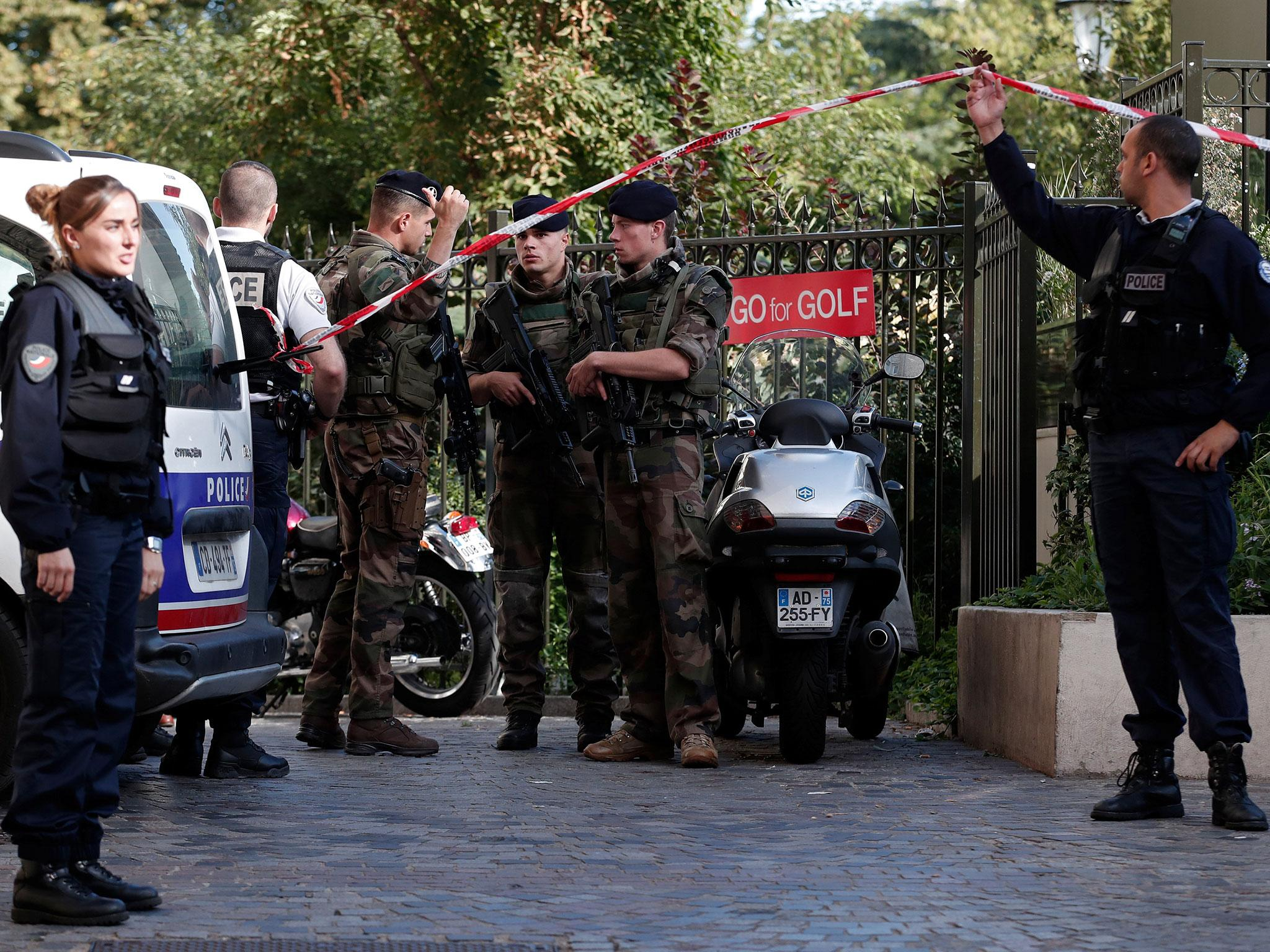 Army color casing ceremony script - Paris Attack Six French Soldiers Injured After Being Deliberately Hit By Bmw In Suspected Terror Attack The Independent