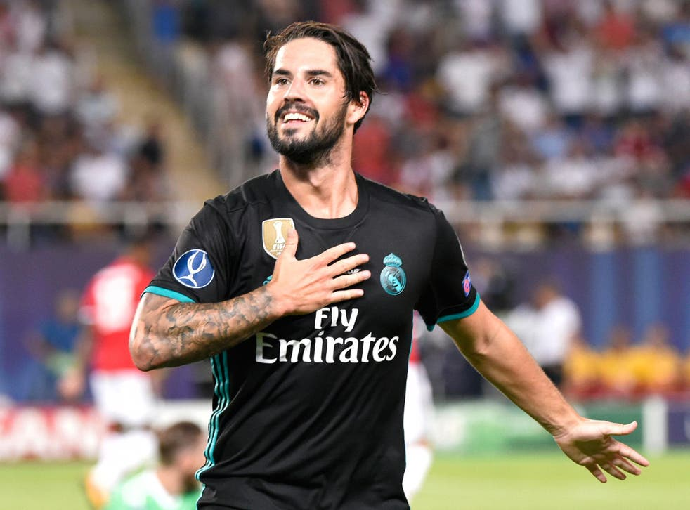 Isco has revealed he is 'very close' to extending his contract with Real Madrid